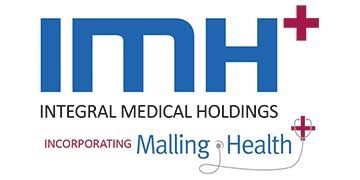 Logo for IMH Group
